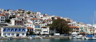 Port Panormos- Skopelos