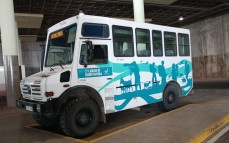 autobus nr 111 do Cofete