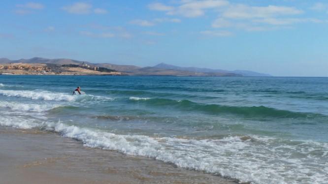 Costa Calma i 20 km plaży