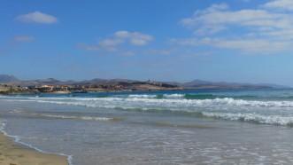 widok na Costa Calma